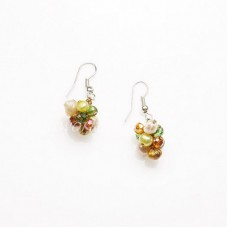 Mix Freshwater Pearl Earring 01