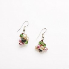 Mix Freshwater Pearl Earring 08