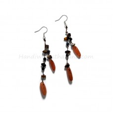 Mix Stone Earring 06