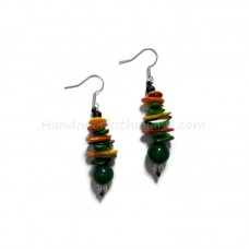 Mix Shell Earring 08