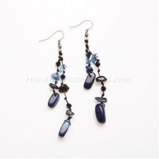 Mix Stone Earring 44