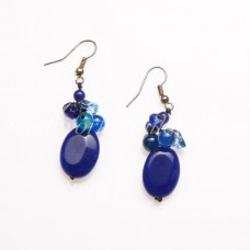 Mix Stone Earring 15