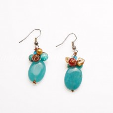 Mix Stone Earring 17