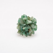 Stone Bush Ring Jade