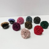 Silk Flower Ring