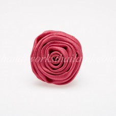 Silk Flower Ring (Pink)